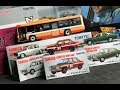 Lamley Unboxing: Tomica Limited Vintage Datsun Bluebird Rally & the November 2017 Release