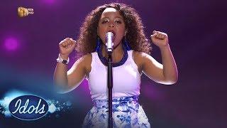 Top 6 Reveal: Thando - 'Nizalwa Ngobani' – Idols SA | Mzansi Magic