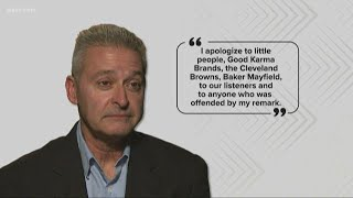ESPN Cleveland suspends Tony Grossi for using derogatory term to describe Baker Mayfield; Grossi apo