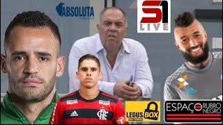 VP de Futebol Marcos Braz abre o jogo sobre Renato Augusto, Muralha, Cuéllar e local de treinos!
