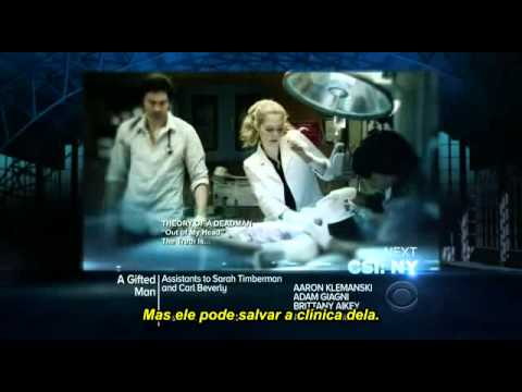 Download A Gifted Man - 1x04 - In Case of Separation Anxiety - Promo Legendada