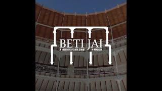 Beti Jai - A historic pelota court in Madrid