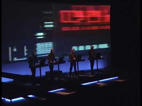 Kraftwerk - Home Computer - Paris 2002
