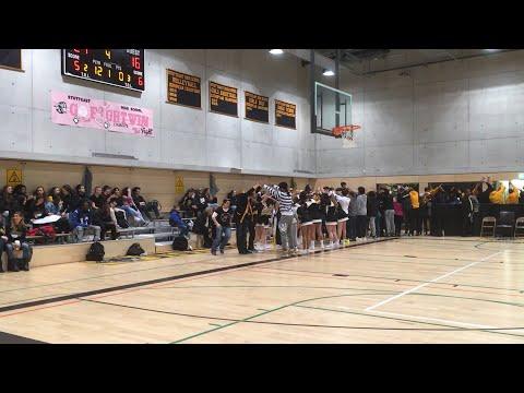 Stuttgart High School JV Basketball vs Ramstein Game 1