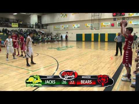 Men's Basketball - Quincy vs. Brewer (12/19/13)