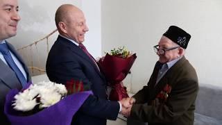 В Альметьевске ветеранам Великой Отечественной войны вручили медали к 75-летию Победы