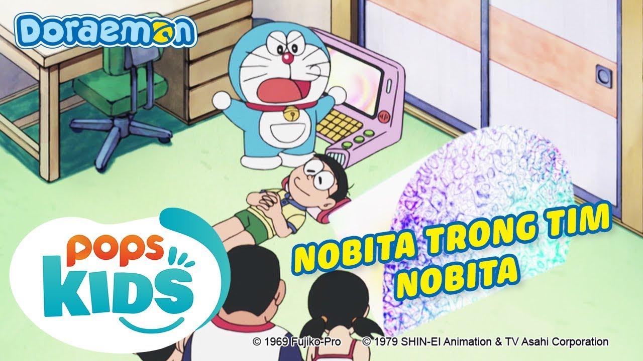 [S7] Doraemon Tập 333 – Nobita Trong Tim Nobita – Hoạt Hình Tiếng Việt
