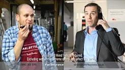 STEVE! - Direct Line for Business van insurance TV advert