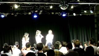 2014年4月29日、ことにパトスで開催されたミルクスの『ミルクスフリーライブ「トレンディバブル魅流駆好〜ランバダまだか?〜」』です。 5曲目終わりのMCその1.