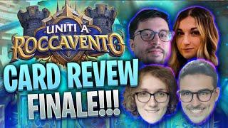 """MEGA CARD REVIEW di """"UNITI A ROCCAVENTO"""" con Budilicious, Devilmat e Maevedonovan!!"""