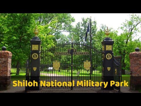 Shiloh National Military Park Tour