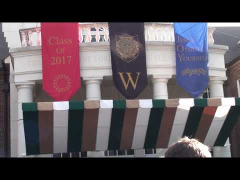 Wesleyan School Class of 2017 Commencement