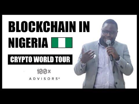 Building the Next Blockchain Frontier in Africa – Lagos, Nigeria – Crypto World Tour