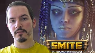 SMITE: BATTLEGROUND OF THE GODS - Cinematic Trailer REACTION & REVIEW