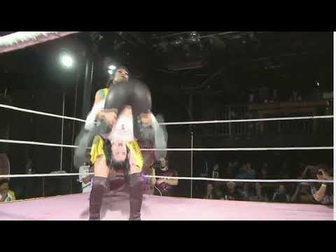Mia Yim Package Piledriver
