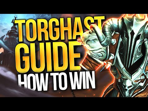 TORGHAST GUIDE! Beat Bosses, Solve Puzzles & Win MORE   Shadowlands