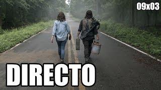 (SPOILERS) HABLEMOS DEL 09x03   El Talking Dead de bajo presupuesto - The Walking Dead