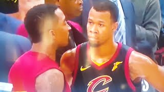 Breaking News! Cavs Drama Between Rodney Hood And Lebron