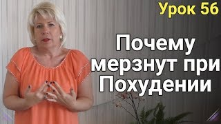Почему мерзнут при Похудении?! ЕЛЕНА СТЕПАНОВА. ( Урок 56 )