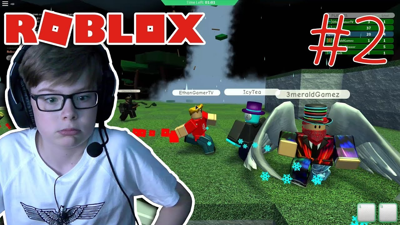 It S Disaster Island Part 2 Roblox Youtube