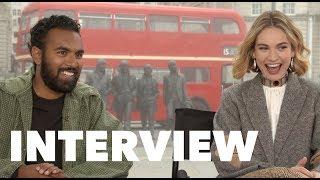 YESTERDAY Interviews: Himesh Patel, Lily James, Danny Boyle, Richard Curtis