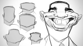 Download lagu Playing with Head Shapes - Thumbnail Sketch Critique