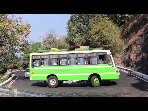 Dangerous Hairpin Bend Road || Agumbe Ghat