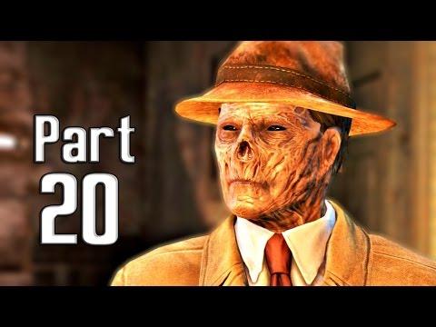 Fallout 4 - Part 20 | Vault-Tec Rep | The Big Dig | Bobbi No-Nose |