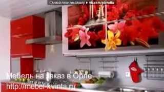 Мебель на заказ в Орле - Скинали(Скинали — декоративные панели с использованием стекла и нанесенной на него фотопечати. http://mebel-kvinta.ru В осно..., 2013-03-21T09:12:57.000Z)