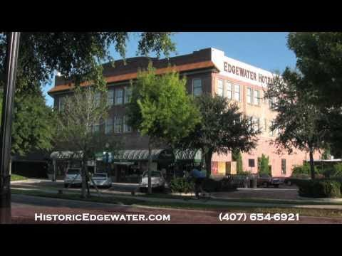The Edgewater Hotel and Historic Winter Garden Video Tour