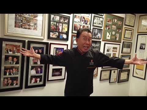 Chef Martin Yan   2019 Sonoma County Home Show