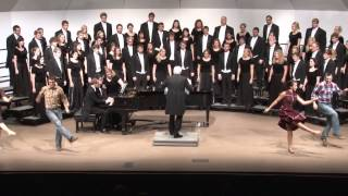 UW-Eau Claire Concert Choir - Skip to My Lou - Arr. Paul Busselberg