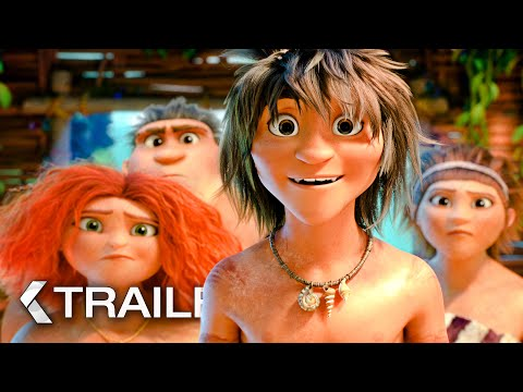 DIE CROODS 2 Trailer German Deutsch (2020)