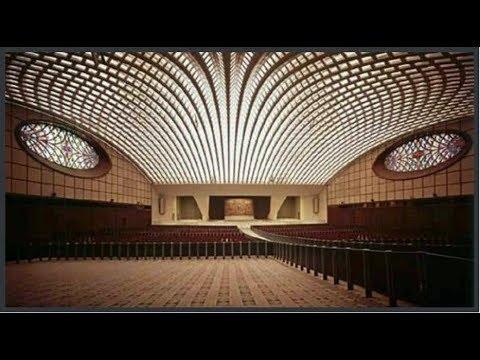Audienzhalle vatikan
