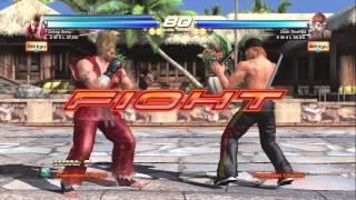Tekken Tag Tournament 2 Ep.4: King Paul Ranked Online Matches [HD] Gameplay Xbox360/PS3/WiiU