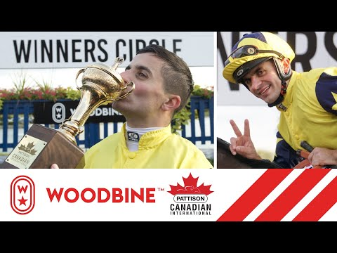 2019 Pattison Canadian International (Grade I): Woodbine, October 12, 2019 - Race 9