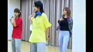 メロン記念日13thシングル「シャンパンの恋」 ダンスレッスン最終日.