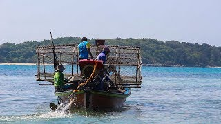 Tourism and marine parks threaten Thailand's 'People of the Sea'