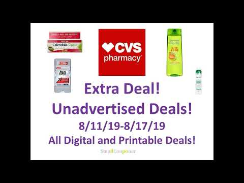 cvs-extra-deal-and-unadvertised-deals-8/11/19-8/17/19!-all-digital-and-printable-deals!