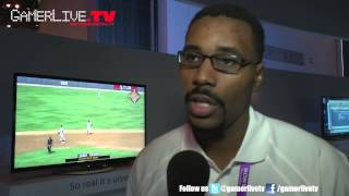 CES 2013 MLB 13 The Show for Sony Playstation 3 Gameplay and UI First Look