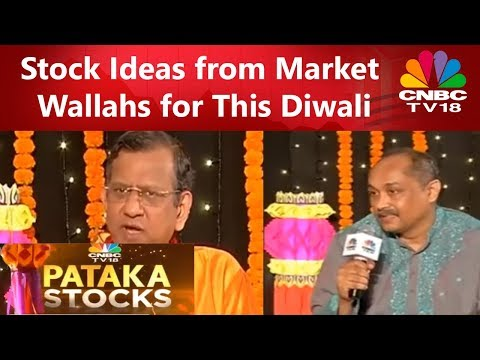 Stock Ideas from Market Wallahs for This Diwali | CNBC TV18