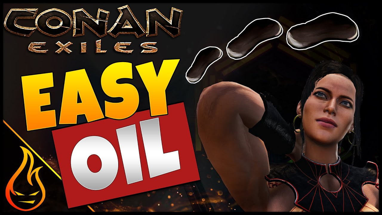Conan Exiles Oil