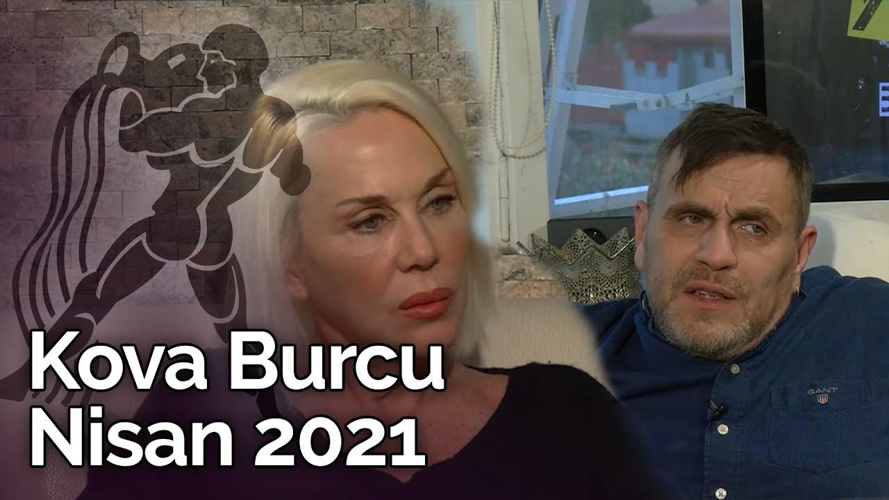 Kova Burcu Nisan 2021 Yorumu | Aylık Yorum | Billur Tv