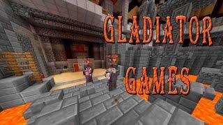 Майнкрафт сервер Ра. GladiatorGames. Убил читера!