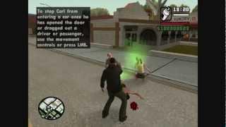 GTA San Andreas Crazy Trainer+LINK