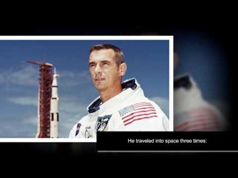 Eugene Cernan last human to walk on the Moon dead