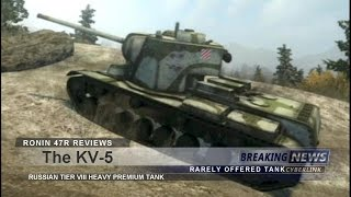 world of tanks xbox 360 edition ronin 47r s kv 5 review