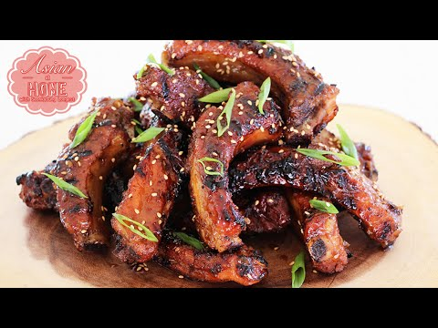 How to make korean bbq sauce for ribs