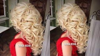Греческая коса от Ларисы Реча