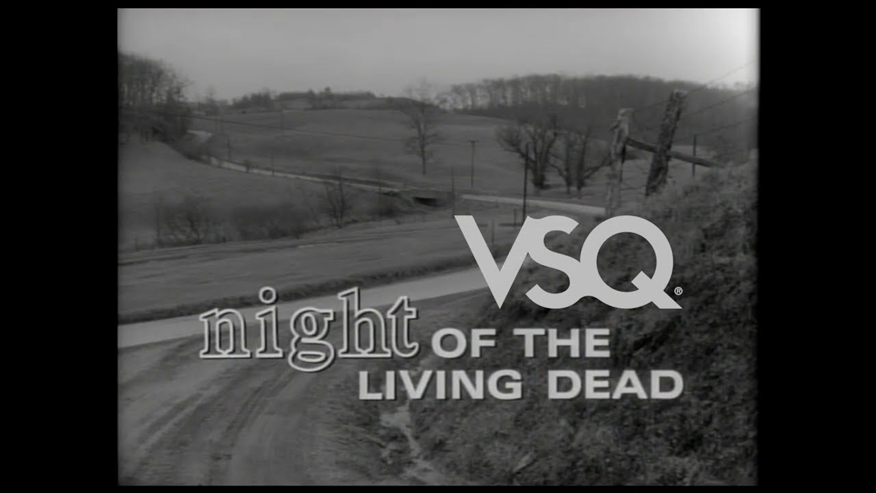 Night of the Living Dead - Driveway to the Cemetery (Main Title) - VSQ Performs Horror Classics
